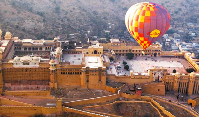 Hot Air Ballooning   adventures by WanderTrust