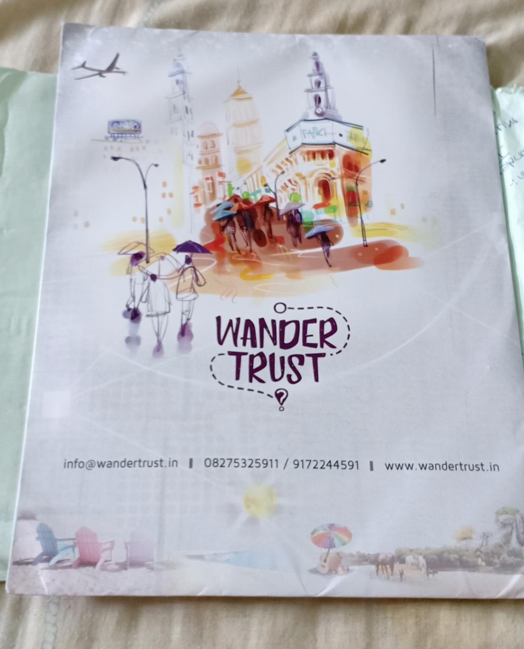 trip | WanderTrust