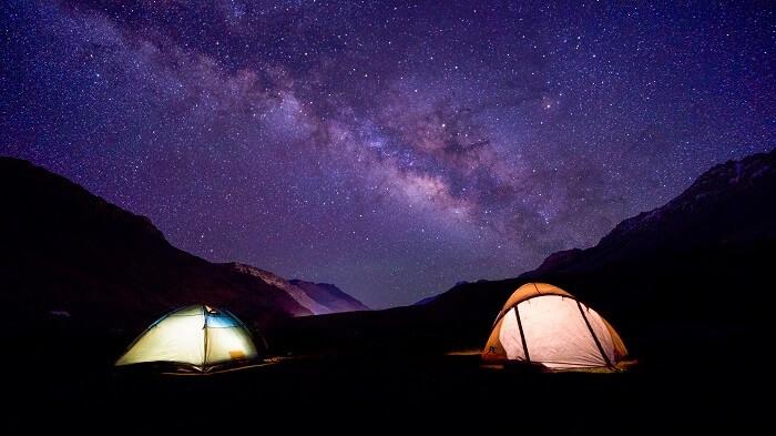 Spiti stargazing | WanderTrust
